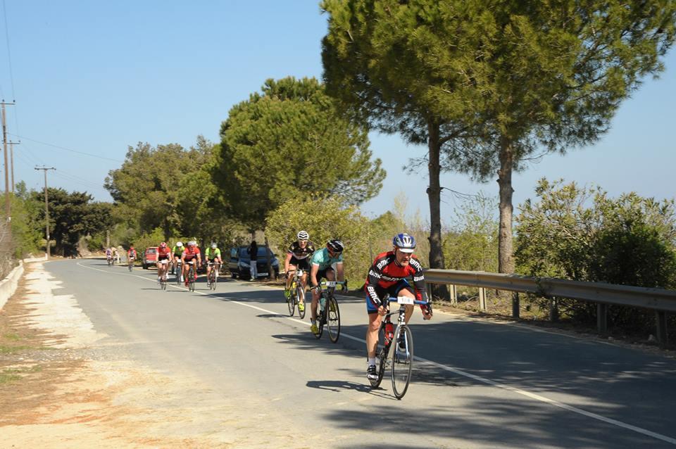 Cycling Tour 2014, Кипр