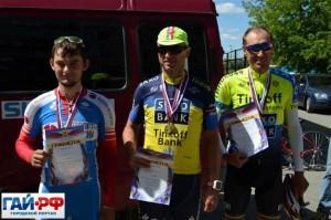 Велоспорт-шоссе Гай 06-07.07.2015