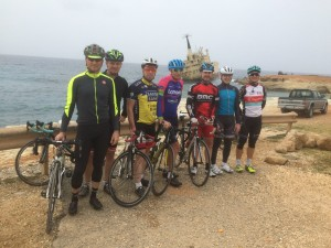 Тренировочный сбор Кипр. Март 2016.