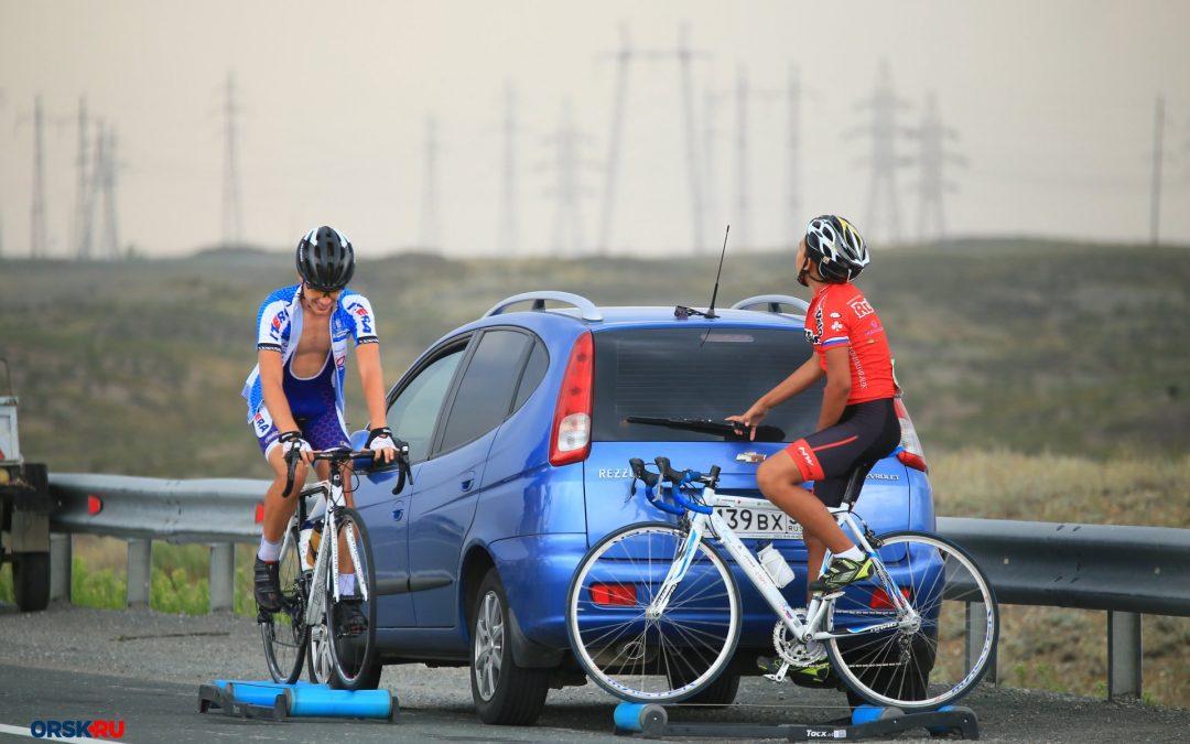Открытое Первенство города Орска по велоспорту – шоссе  г. Орск, 04-05 августа 2018 г.