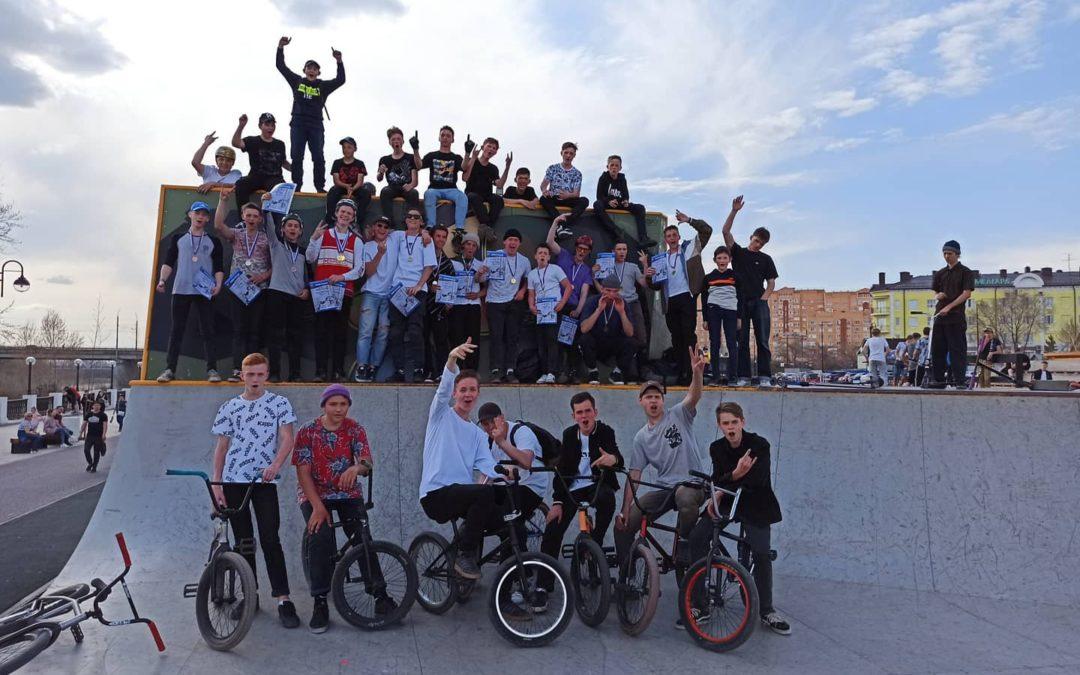 Состоялся отбор в сборную команду Оренбургской области по ВМХ Фристайл.