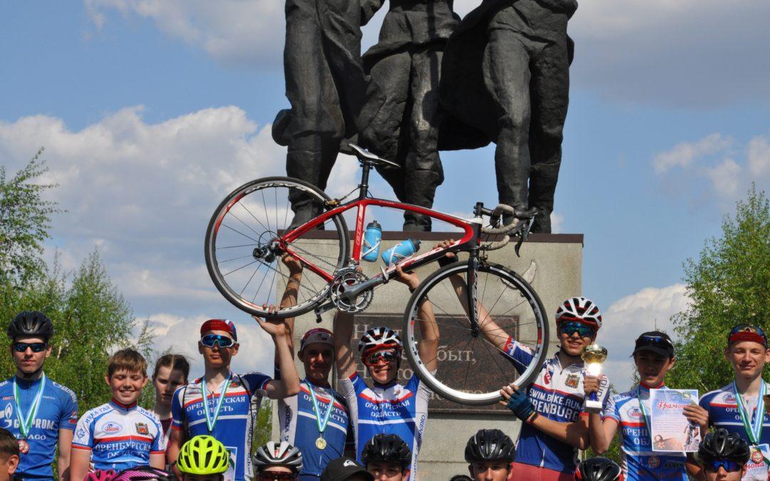 XXI Республиканские соревнования по велосипедному спорту (шоссе) в г. Мелеуз
