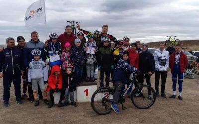Велосезон 2021 финишировал в Орске